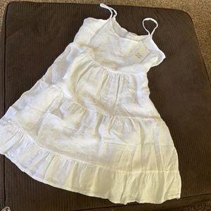 Valentina Naldi linen dress new with tags size S